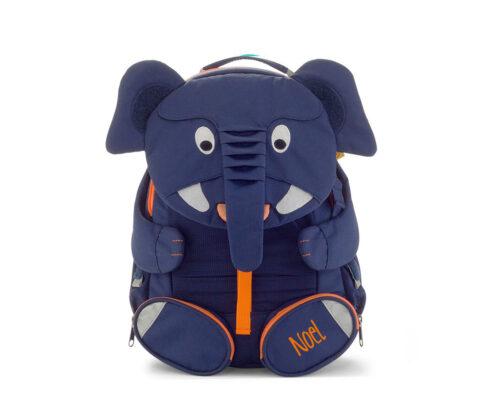 Mochila Grande Elefante Elias Personalizada