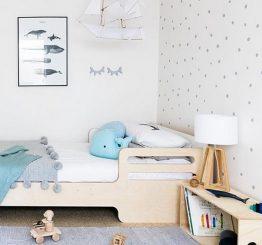 Un Dormitorio Infantil lleno de Detalles… @foxandwilder