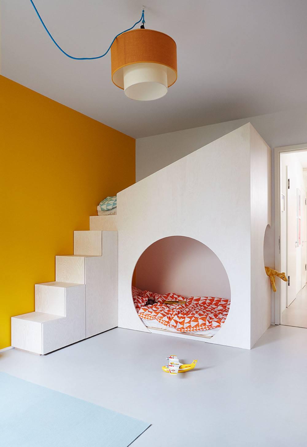 Una habitación compartida llena de diseño   DecoPeques