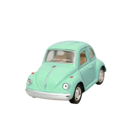 "Mini Coche Juguete ""Little Beetle"" Classical Menta"