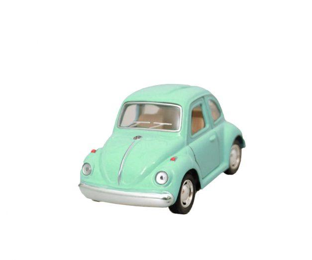 "Mini Coche Juguete ""Little Beetle"" Classical Menta"