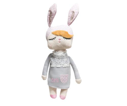 Muñeca Personalizada Miniroom Gris 30cm