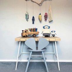 5 Escritorios bonitos para habitaciones infantiles bonitas