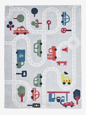 Alfombras infantiles alfombras para beb s y ni os - Alfombra circuito coches ...