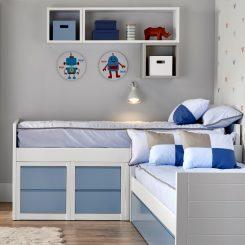 Dormitorios infantiles Made in Spain de Garabatos