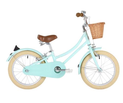 "Bicicleta Gingersnap 16"" Menta"