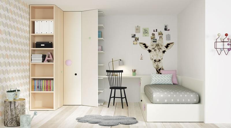 Ideas para habitaciones juveniles con Lagrama