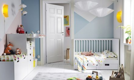 Cómo decorar la habitación infantil según la edad de tu hijo