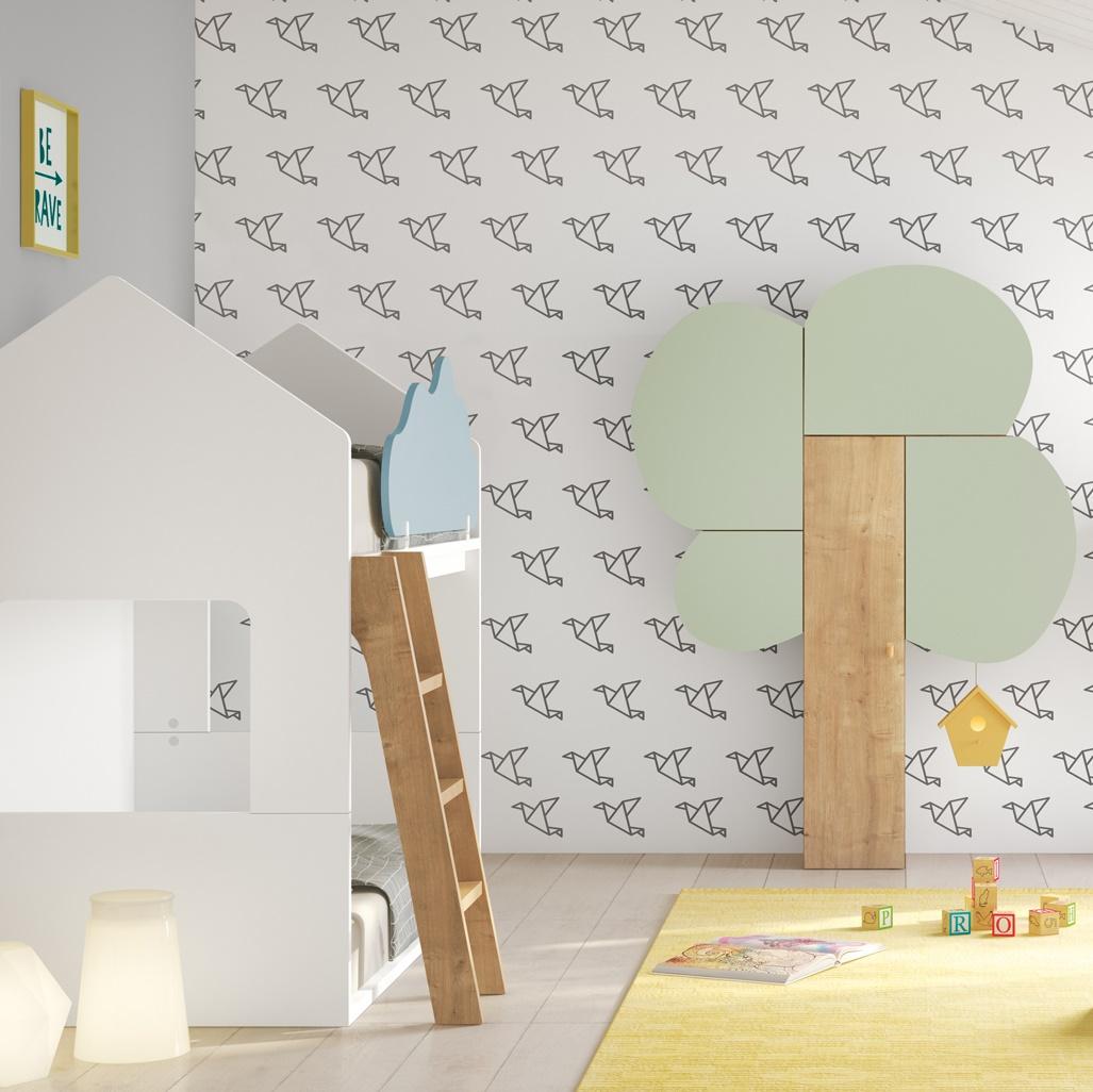 Decoracion infantil bebes y ni os fotos e ideas for Muebles antaix
