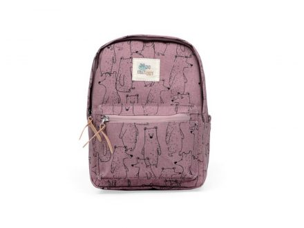Mochila Baby Jojo Pink Bear Personalizada