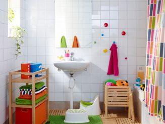 Baños adaptados para niños