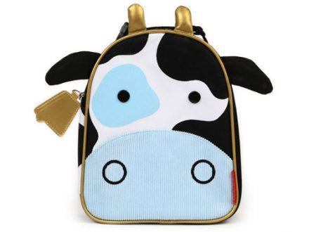 Bolsa Merienda Zoo Cow Personalizada