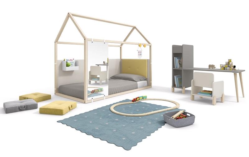 habitaciones montesori Decoracin Montessori Para Las Habitaciones Infantiles