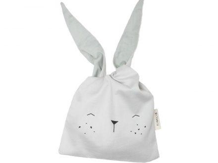 Bolsa Merienda Bunny Icey Gris Personalizada