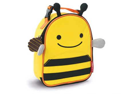 Bolsa Merienda Zoo Bee Personalizada