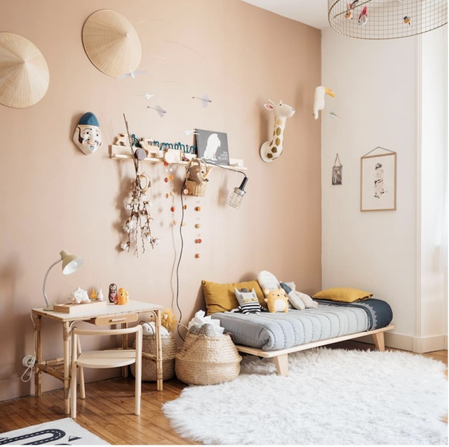 4 espacios infantiles para inspirarnos este 2019