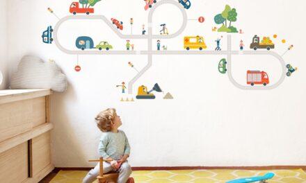 Vinilos infantiles con precio irrepetible en Bumoon.com