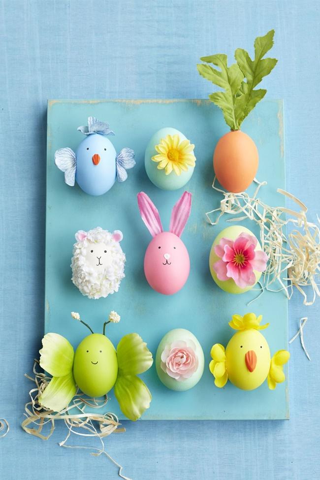 Decorar Huevos De Pascua Un Diy Con Tus Hijos Decopeques